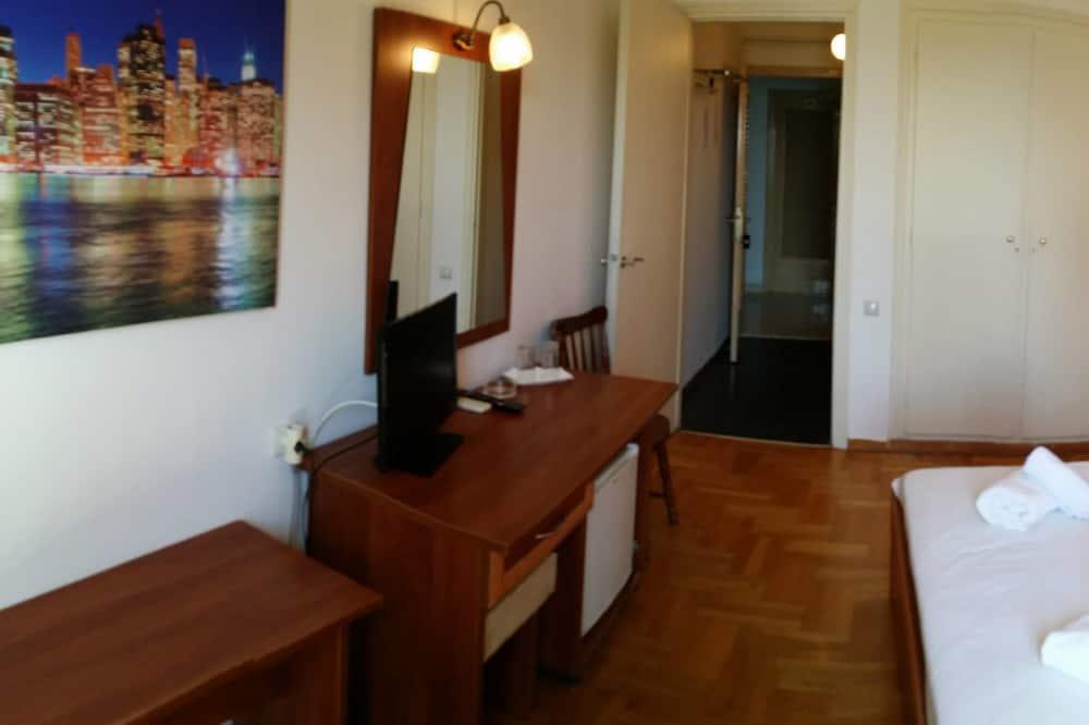غرفة مزدوجة - بمنظر للبحر - منطقة المعيشة