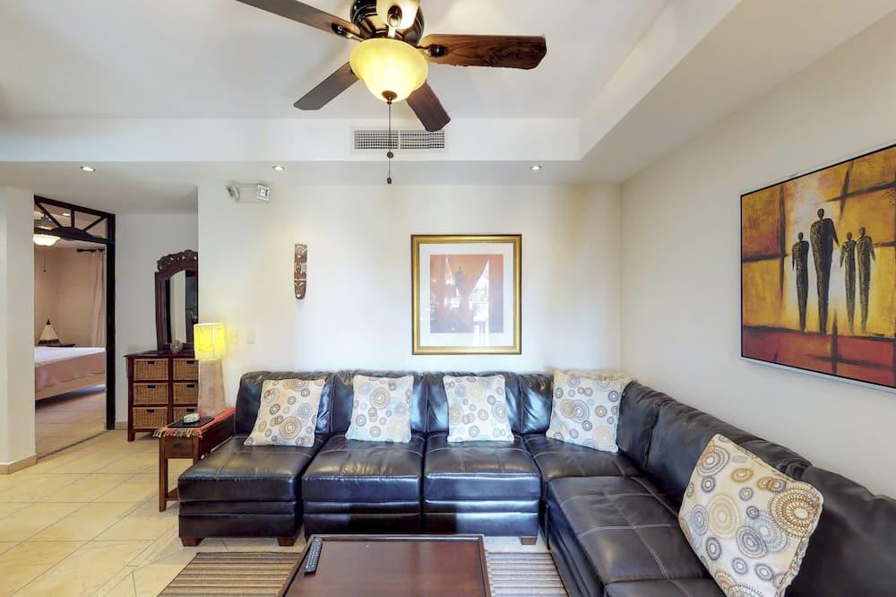 Condominio de diseño, 3 habitaciones, para no fumadores - Sala de estar