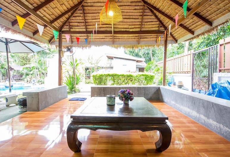 반 수코 후아힌, Hua Hin, 5-Bedroom Pool Villa , 테라스/파티오