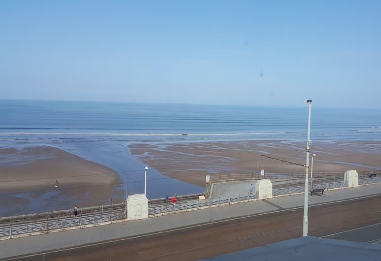 North Ocean Hotel, Blackpool, Udsigt fra hotellet