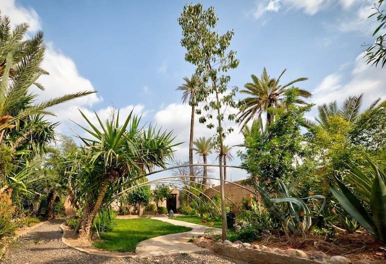 All green house, Marrakech, Hotellområde