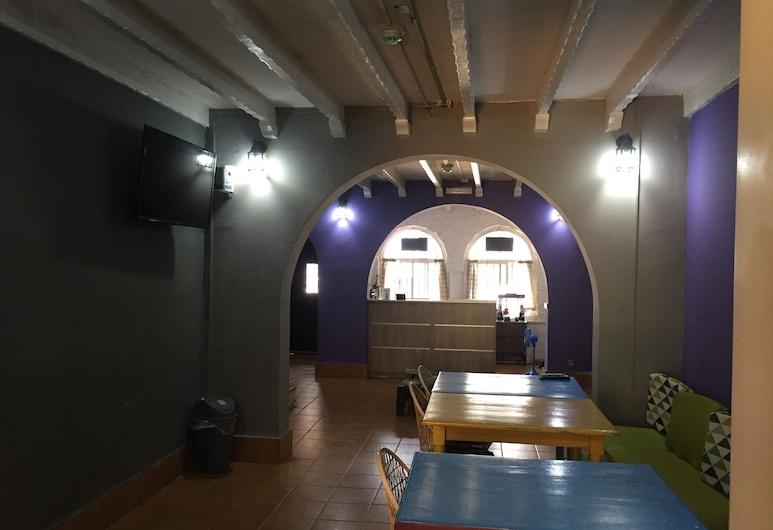 Hostal Casa 33, Panama City, Lobby