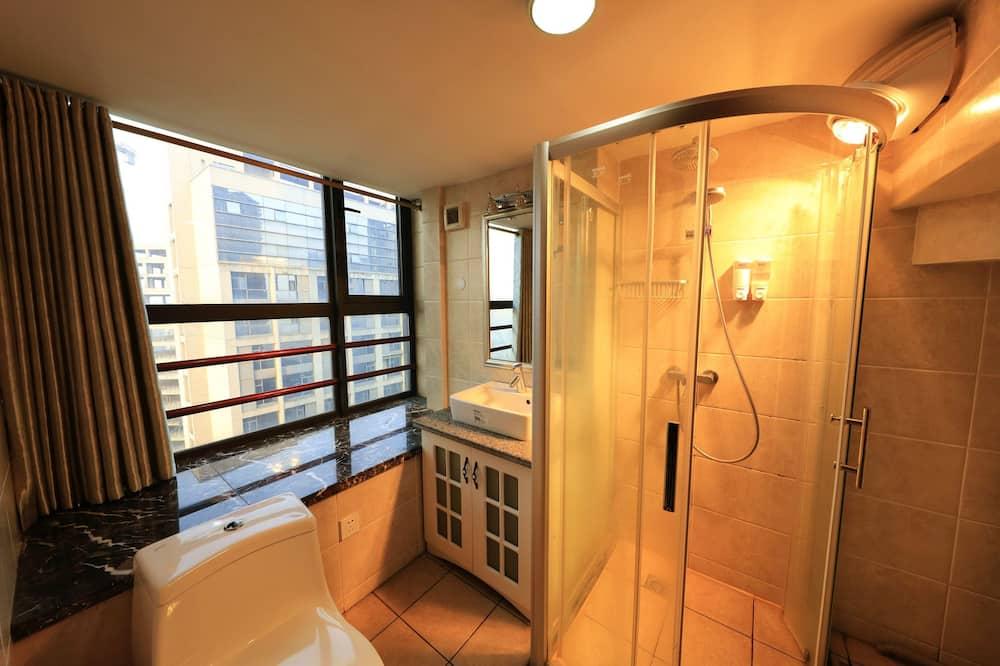 Duplex Triple Room  - Bathroom