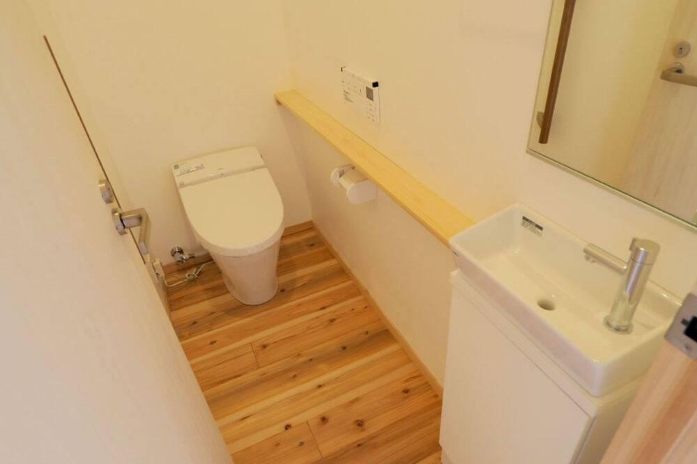 獨棟房屋 (Private Vacation) - 浴室