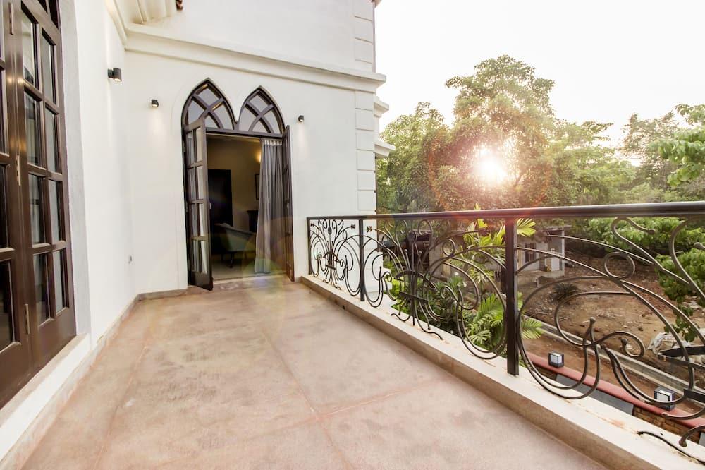 Vila typu Elite, 3 ložnice - Balkón