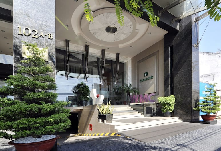 Mayfair Suites, Ho Chi Minh City, Front of property