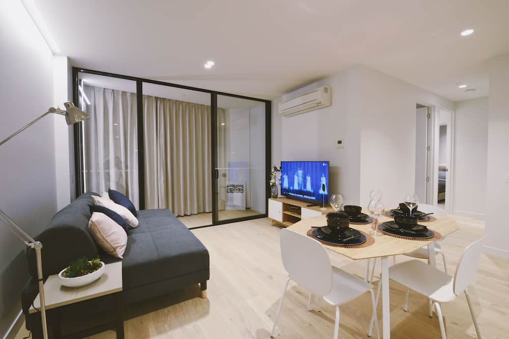 City Apartment, 2 Bedrooms - Ruang Tamu