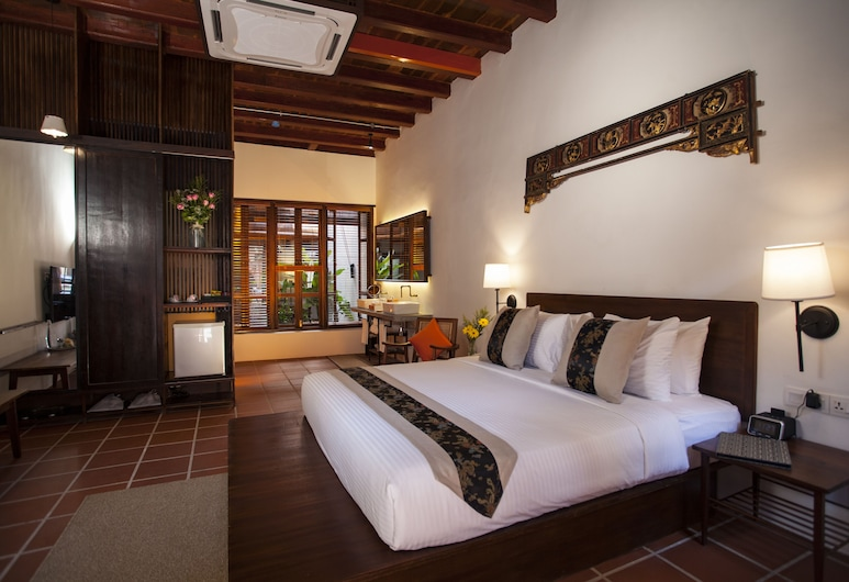 Clans Kongsi Georgetown, George Town, Cannon Suite, Guest Room