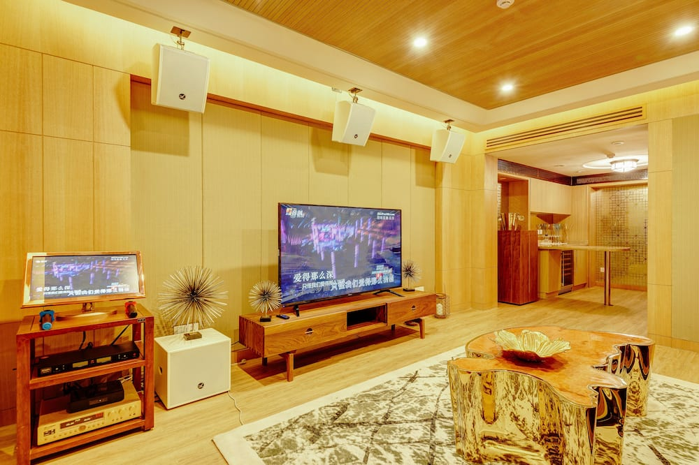 Yinshangkeyu Courtyard - Living Area