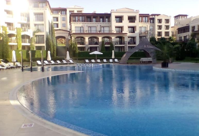 Paradise Gardens & Dunes Hotel, Sozopol, Pool