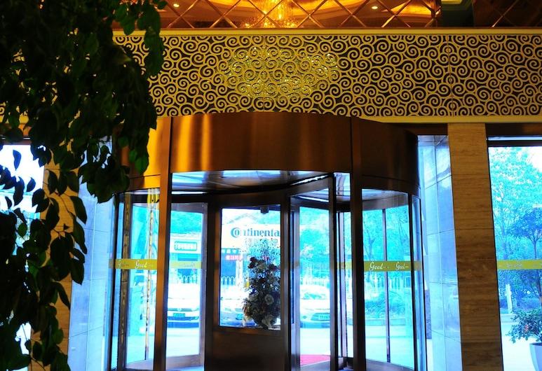 古德賓館 (南昌火車站店), 南昌市, 酒店入口