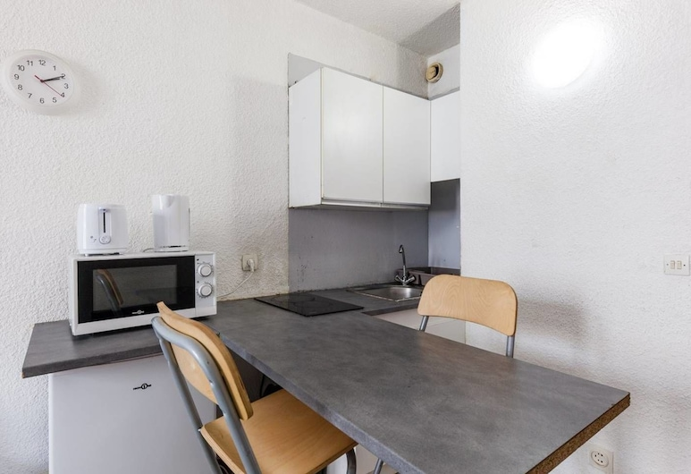 Studio Les Hauts du Vieux Port, Marseille, Studio, Private kitchen