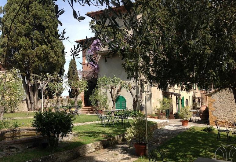 لا روميتا, مونتالسينو, حديقة