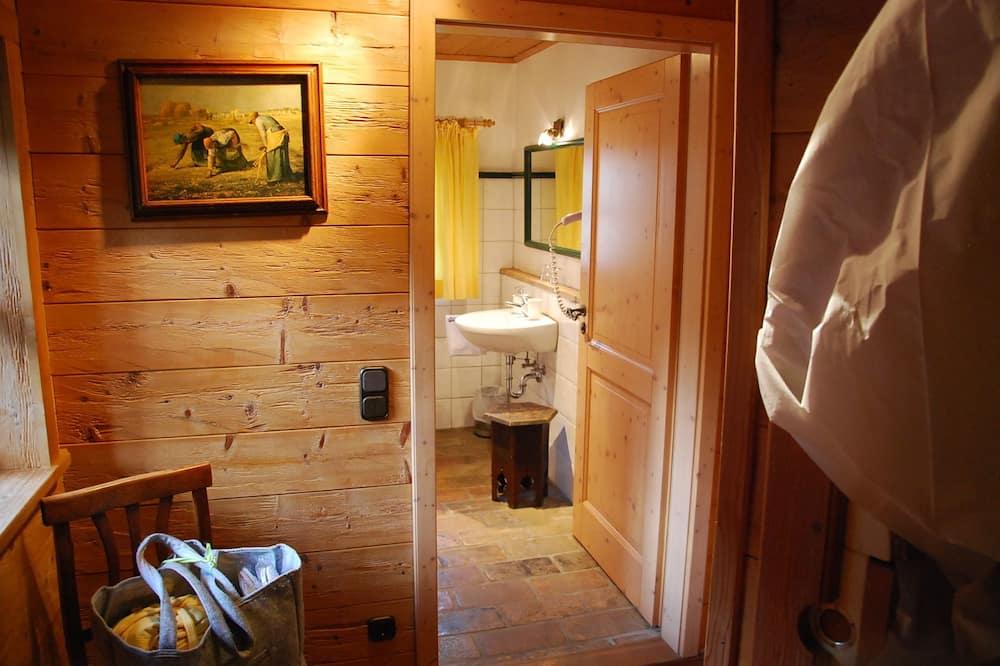 Camera doppia, sauna - Bagno