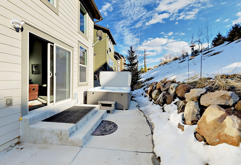 Luxe 5br At Jordanelle W/ Hot Tub 5 Bedroom Townhouse, Heber City, Eingangsbereich