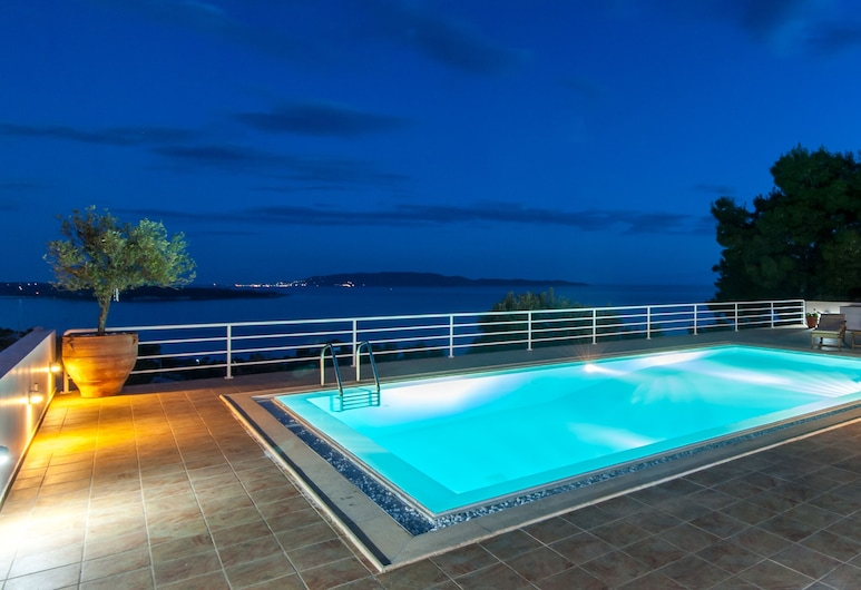 Jeannine's Villa, Ermionida, Outdoor Pool