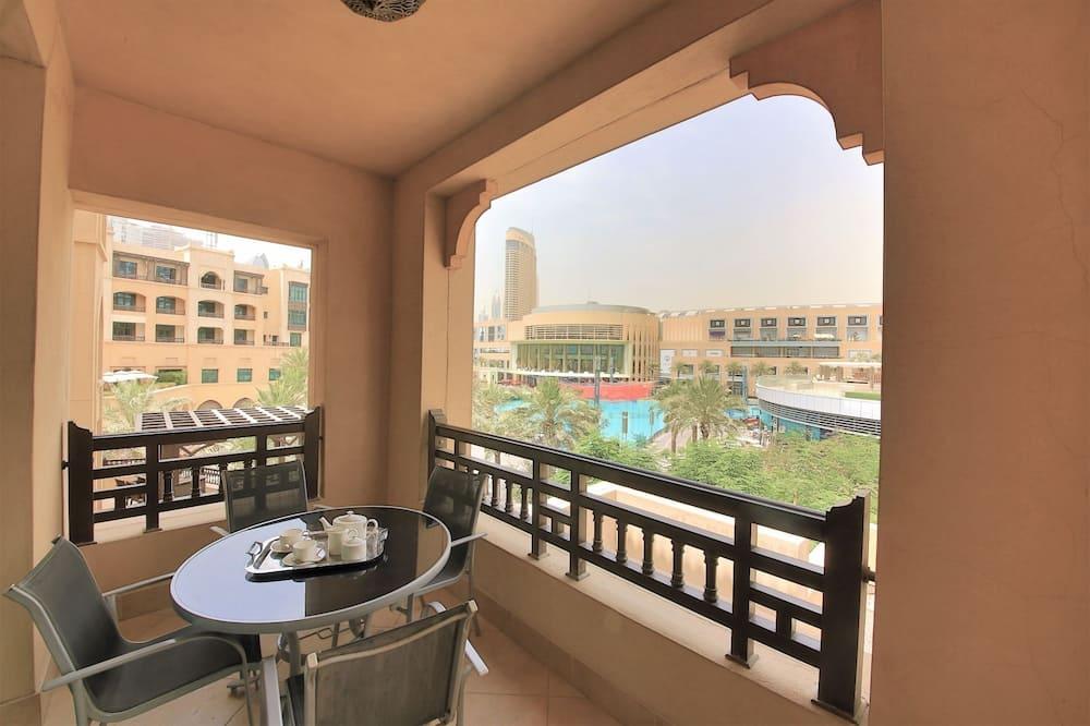 Apartment, 1 Bedroom (4038) - Balcony