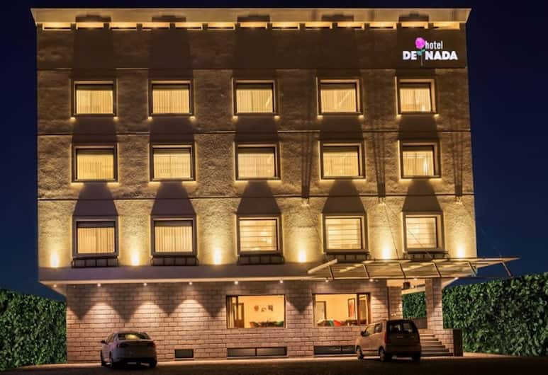 Hotel De Nada, Jaipur, Hotel Front – Evening/Night
