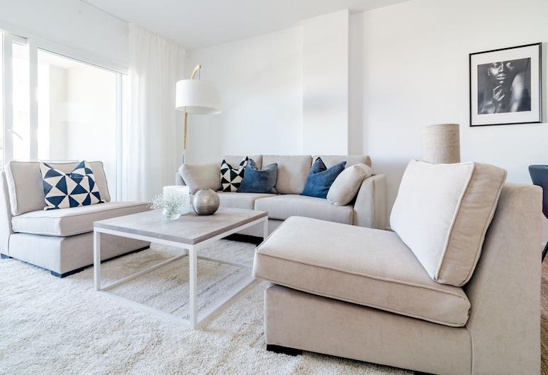 ALB-Luxury 3 bedroom apt Nueva Andalucia, Marbella, Lejlighed - 3 soveværelser, Stue