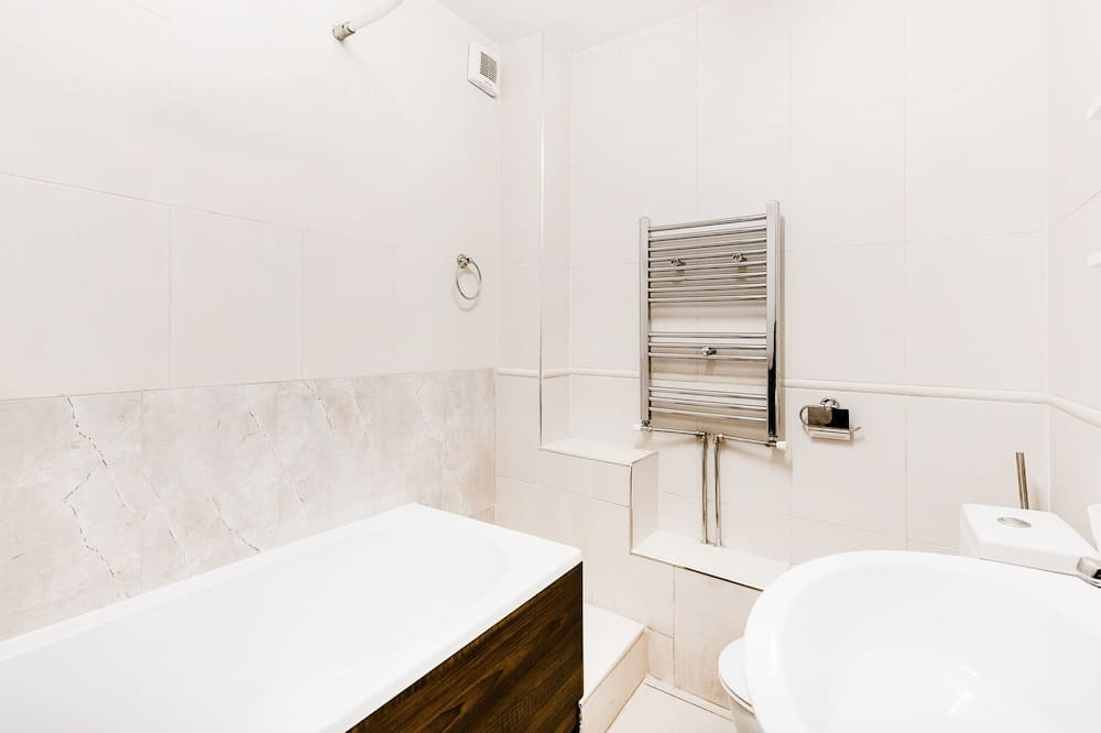 Apartment, eigenes Bad (Shoreditch) - Badezimmer