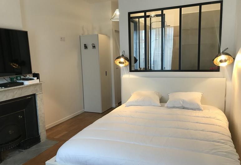 Le Joyau de Jouhaux - 2 personnes, Lyon, Appartement, keuken, Kamer