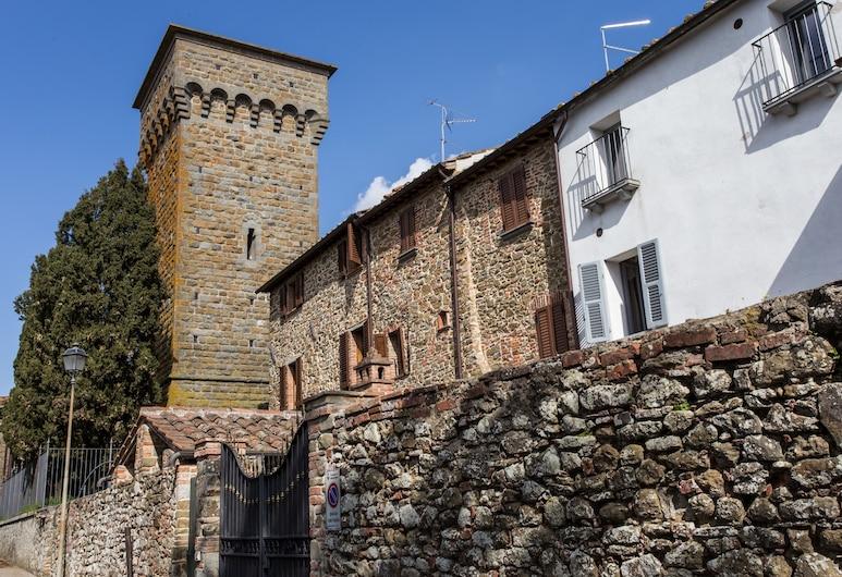 Il Colle Rigomagno, Sinalunga, Fachada