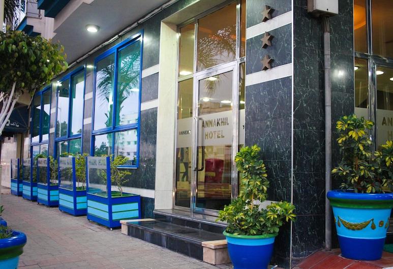 Hotel Annakhil, Nador, Façade de l'hôtel