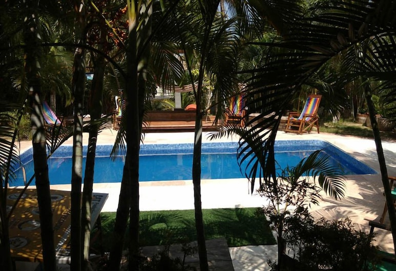 貝拉斯特古民宿, 哥倫比亞港, 室外泳池