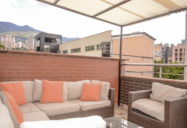 The 9's Aparta Hotel, Medellin, Apartment, 2 Bedrooms (402), Room