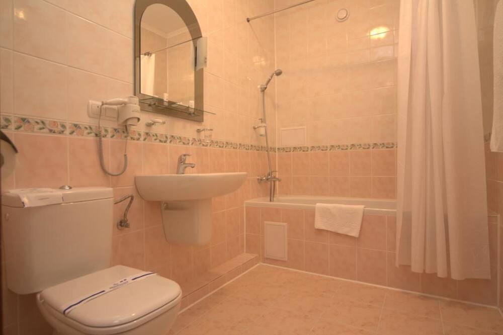 Prémium lakosztály - Fürdőszoba