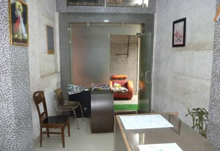 Hotel Garden View, Mumbai, Ulaz u hotel