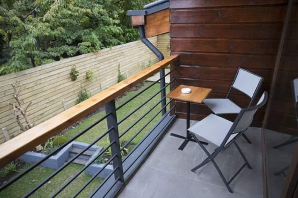 Habitación estándar con 1 cama doble o 2 individuales - Vista al balcón