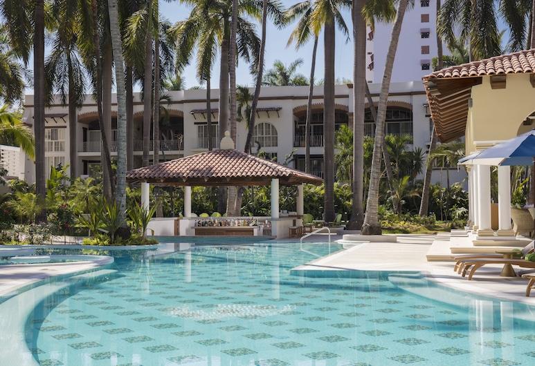 The Hacienda at Hilton Puerto Vallarta, Puerto Vallarta, Poolside Bar