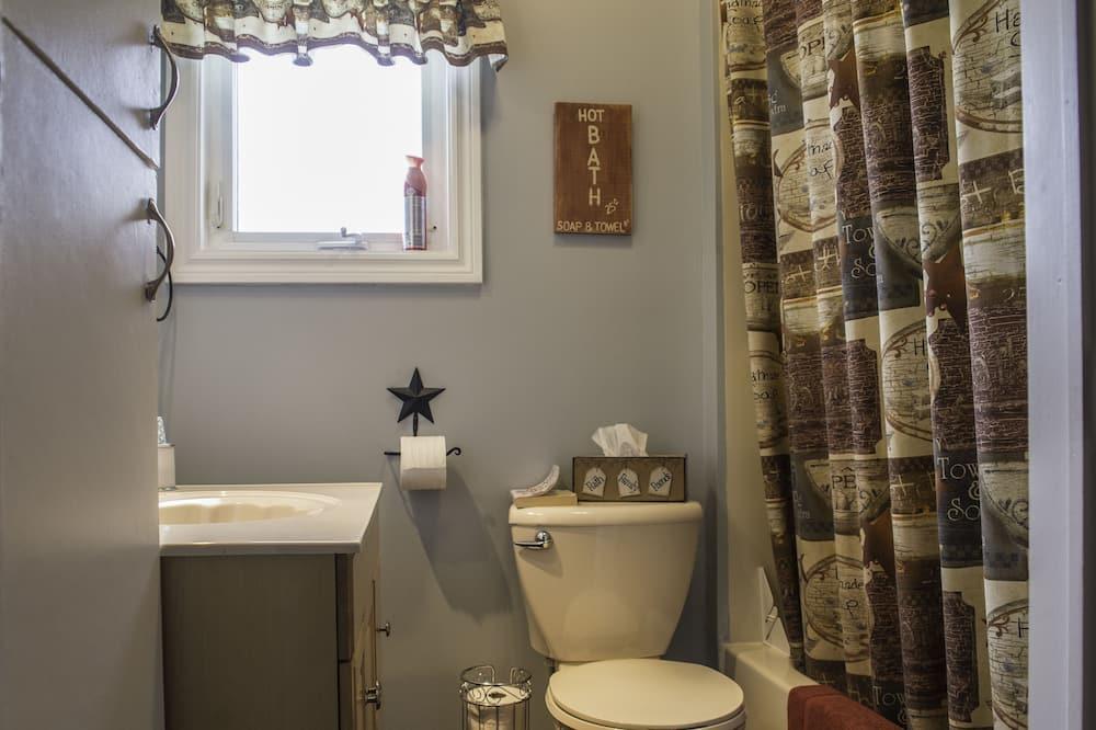 Designový pokoj - Koupelna