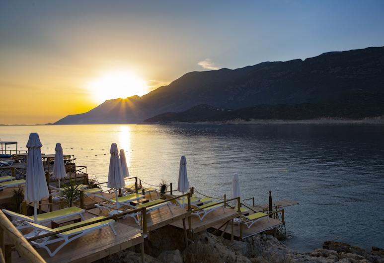 Suna Sun Boutique Hotel, Kas, Playa