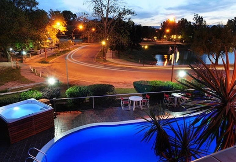 Hotel Costanera, Villa Carlos Paz, Piscina al aire libre