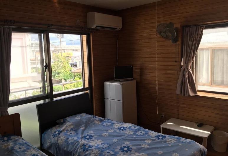 民宿 レキオ, うるま市, ツインルーム(チェックイン14時-21時のみ), 部屋