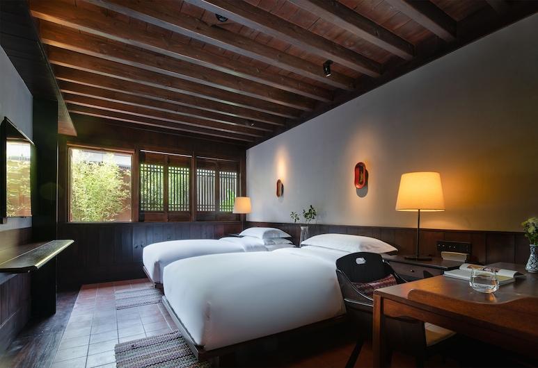 Anyu Dayan Hotel, Lijiang, Chambre Premium avec lits jumeaux, Chambre