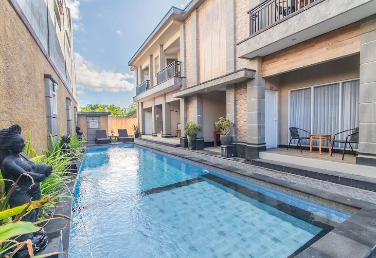 Balisee Apartment Jimbaran, Kedonganan, Pool