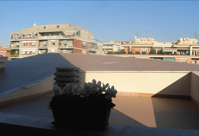 Stefy's Rooms, Rome, Terrace/Patio