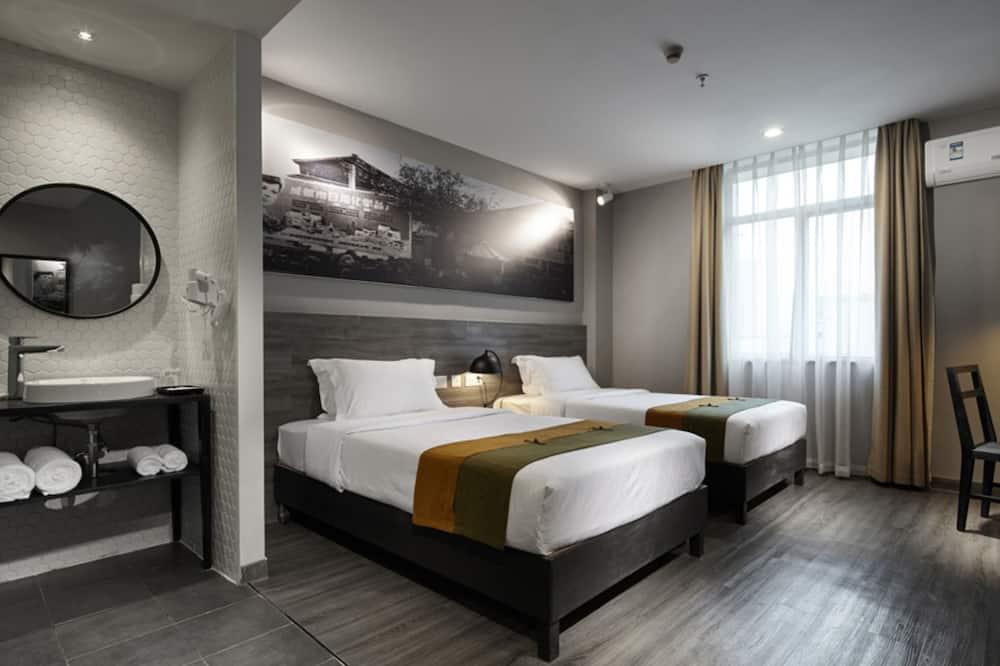 Exclusive - kahden hengen huone - Vierashuone