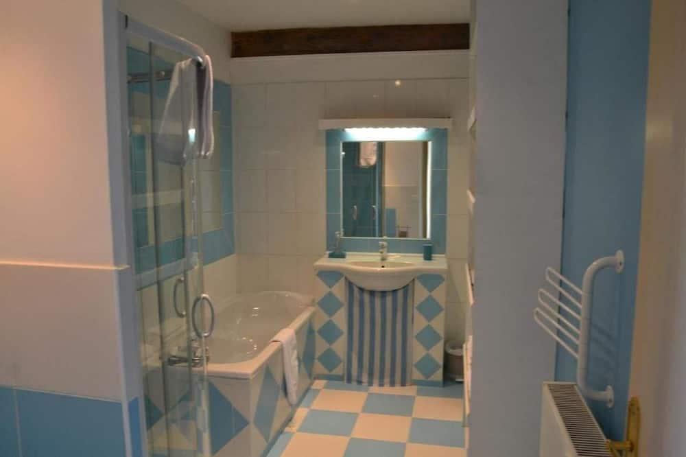 Suite Familiale, 2 chambres - Salle de bain