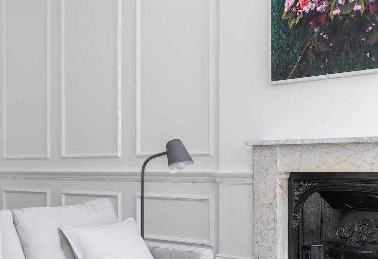 The Moorgate, London, Superior Studio, Accessible, Living Area
