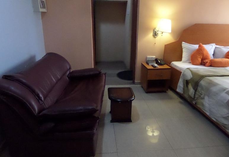 Koltol Paradise Inn, Ибадан, Королевский номер, для некурящих, Номер