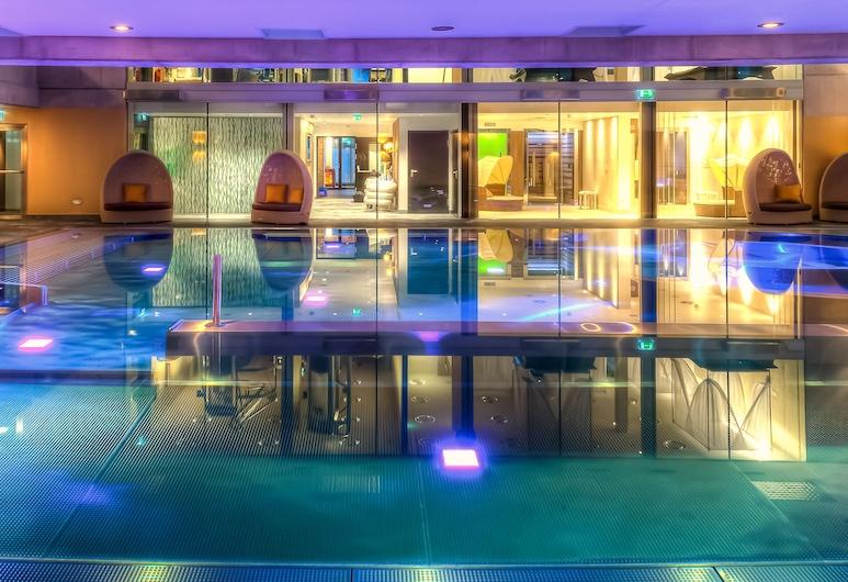 Alpenhotel & SPA, Seefeld in Tirol, Indendørs pool