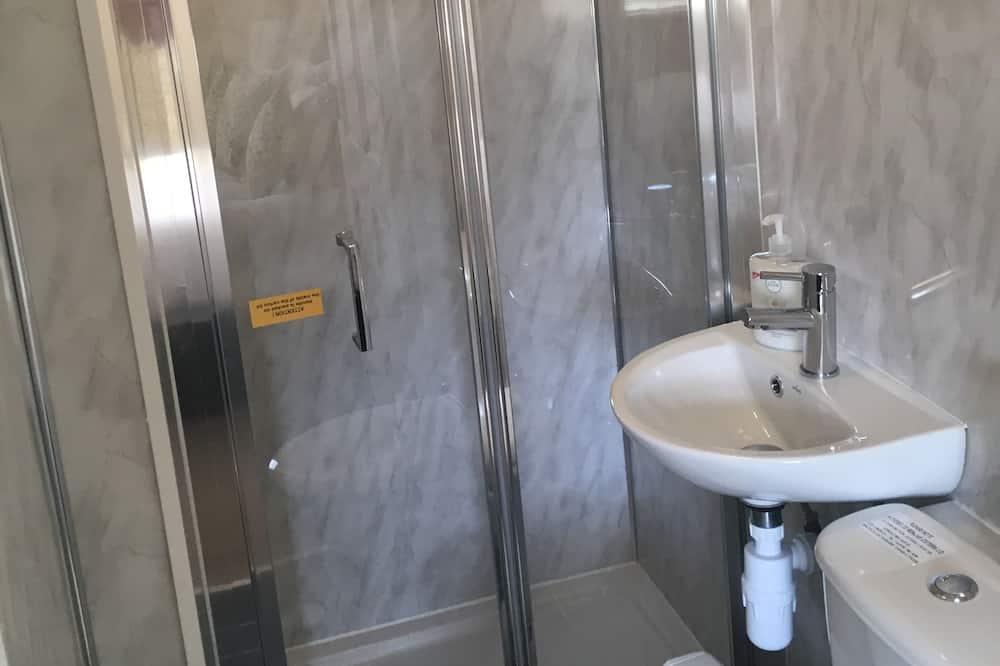 Dvoulůžkový pokoj, soukromá koupelna - Koupelna