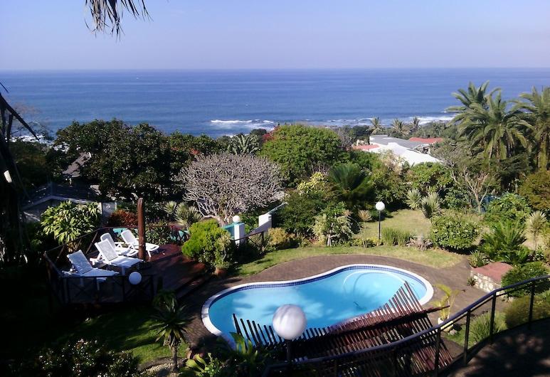 威拉納海灘旅舍, Margate, 客房景觀