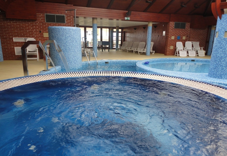 Hotel Monopoly, Balatonalmadi, สระว่ายน้ำ
