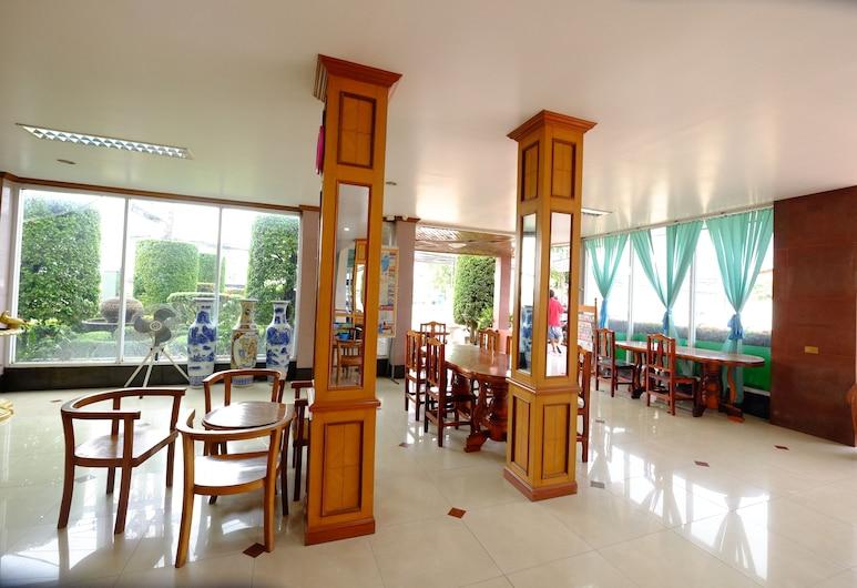 โรงแรมพี.ซี. พาเลซ 2 หน้าค่าย, สกลนคร, บริเวณนั่งเล่นที่ล็อบบี้