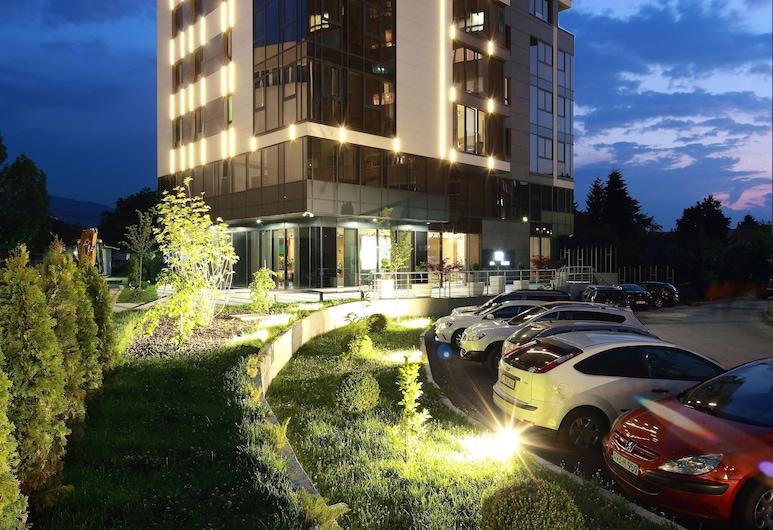 Koncept Residence Hotel, סרייבו